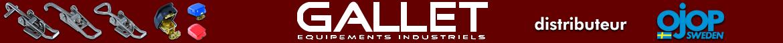 Gallet Equipements Industriels - Distributeur OJOP SWEDEN